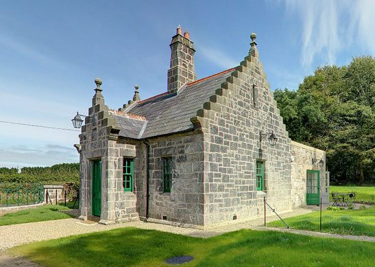 Magherintemple Lodge