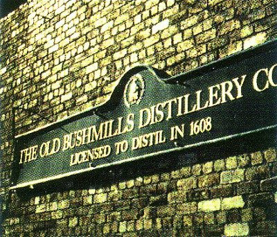 Old Bushmills Distillery photo scaled 400