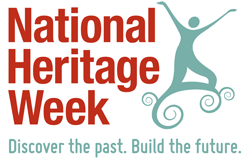 National Heritage Week logo