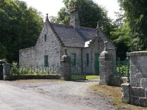 Magherintemple Lodge exterior