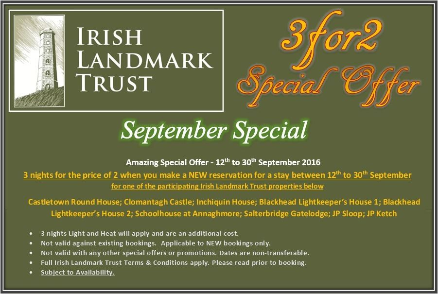 Check out the September Special Offer!