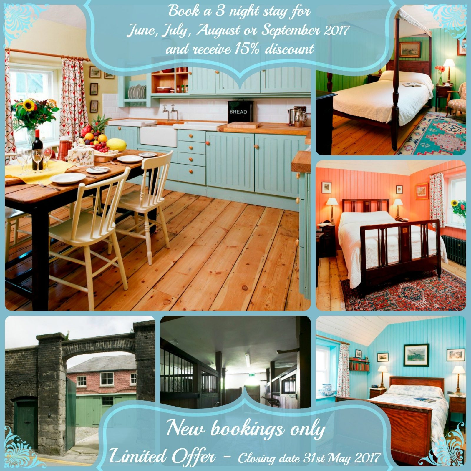 Merrion Mews Special Offer