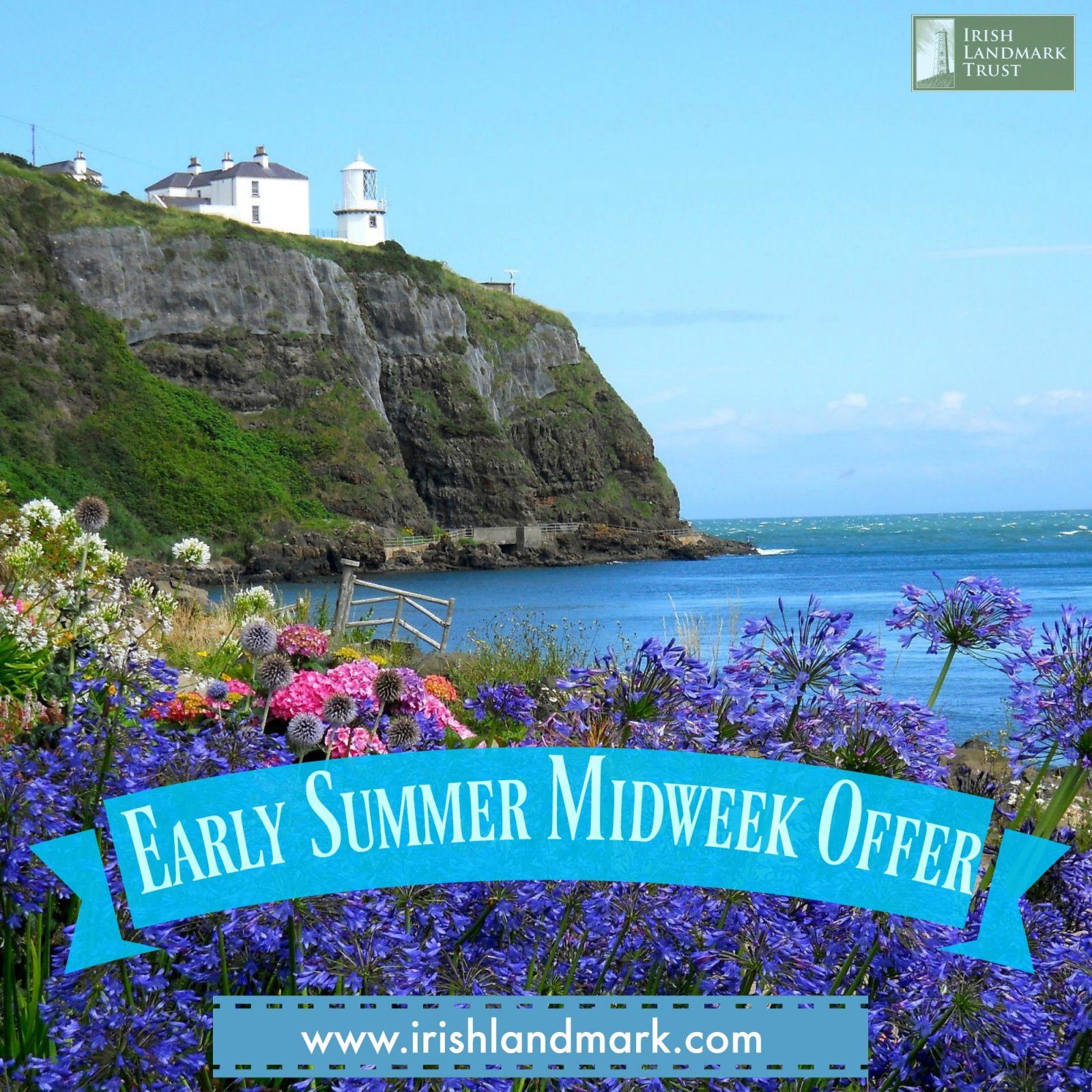 Early Summer – 3 nights for the price of 2