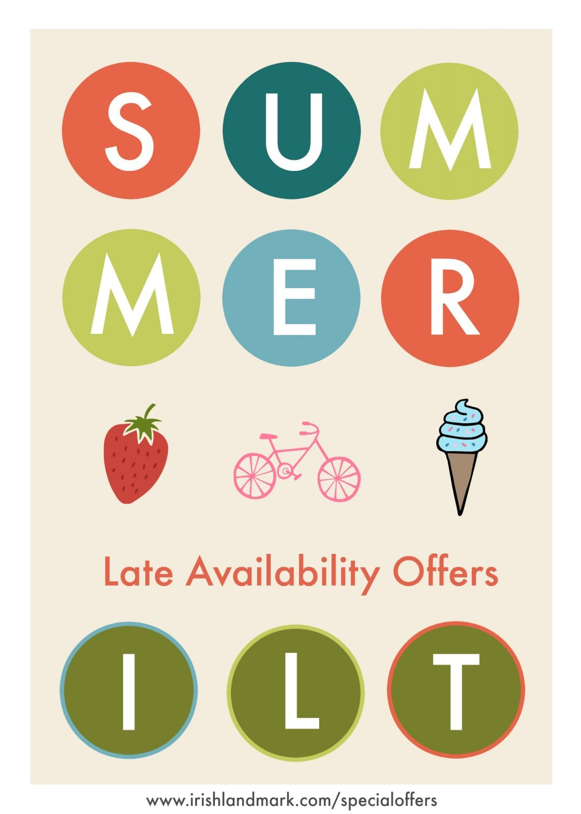 Late Availability Special Offers!