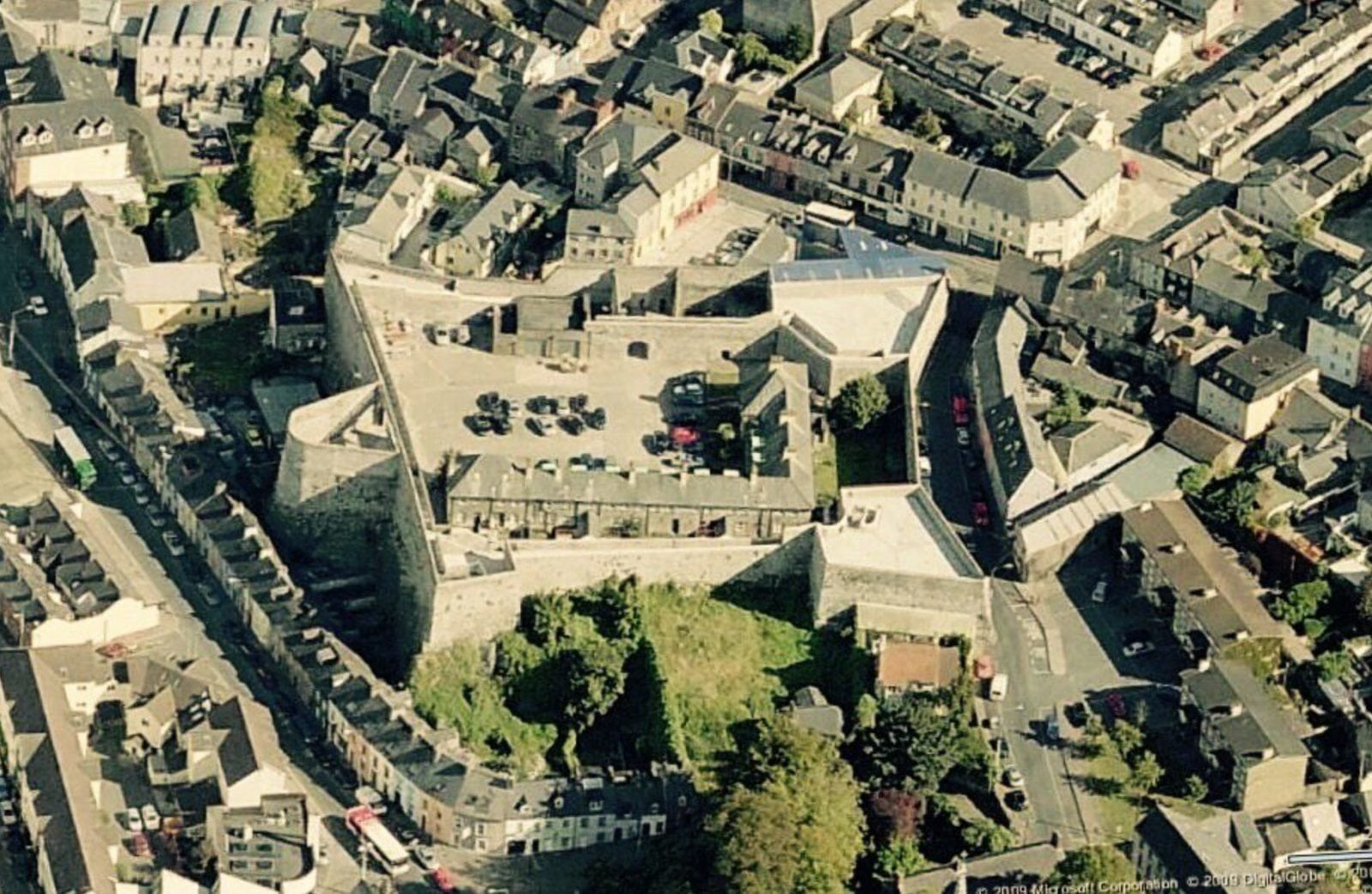 New properties at Elizabeth Fort in Cork