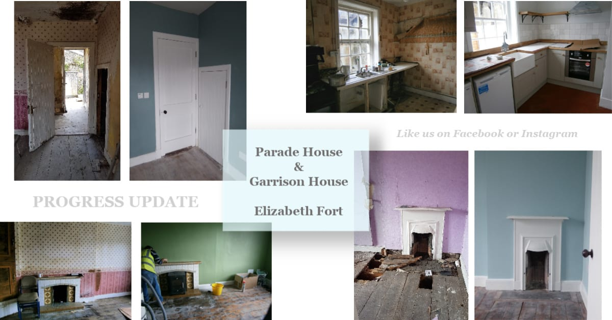 Elizabeth Fort Properties Progress Update