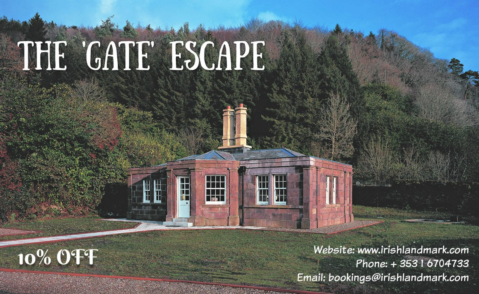 The 'Gate' Escape Special Offer