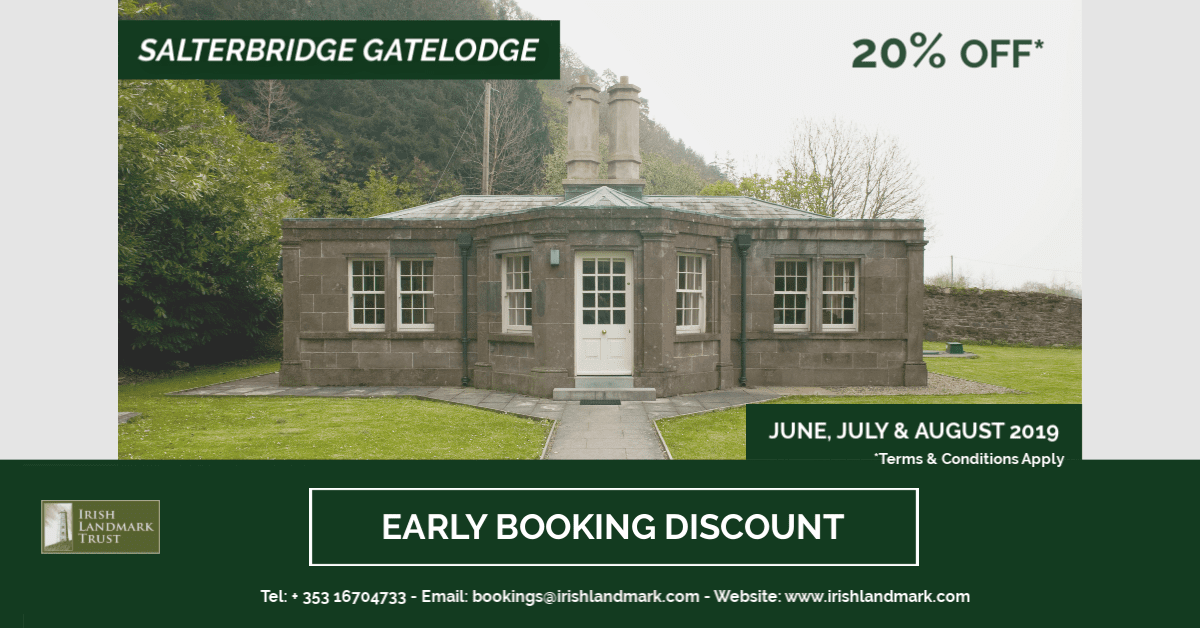 Salterbridge Gatelodge Early Booking Discount