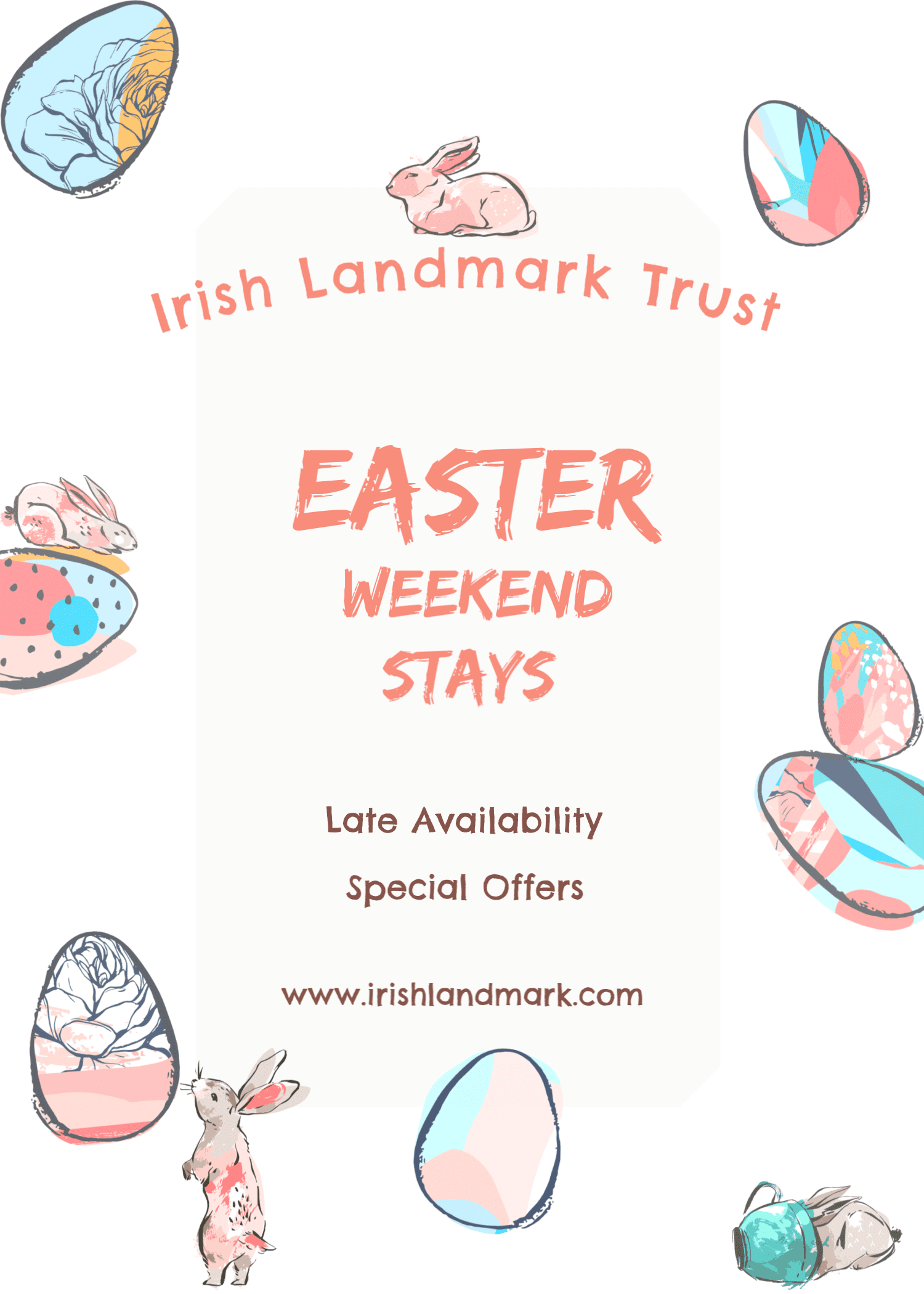 Easter Weekend 2 night stays on late availability