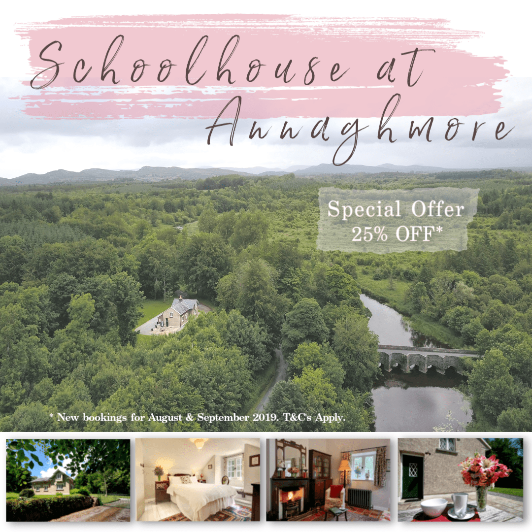 Schoolhouse At Annaghmore Special Offer