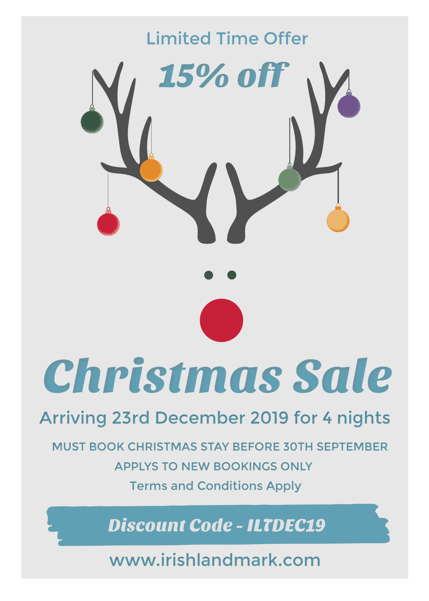 Christmas Sale Limited Offer