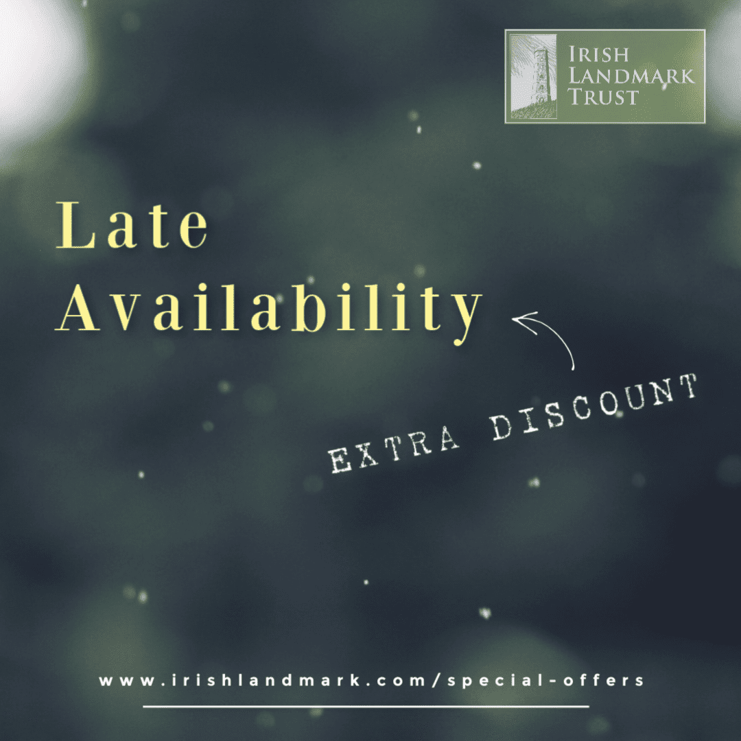 Extra Discount on Late Availability